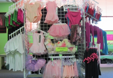 Dancer's boutique