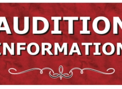 Auditions! June 5th & 6th for next school year's competition classes!