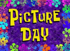 FRIDAY, MAY 4th – PICTURE DAY SCHEDULE!