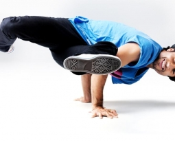 NEW! Break Dance Workshop!