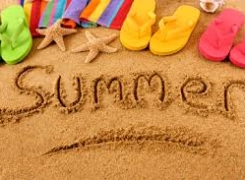 ADULT SUMMER SCHEDULE