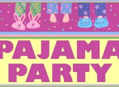Sign up for our Pajama Party January 19th!